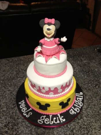 Minni Mouse - front