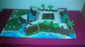 Social Studies School project for my 4th grade daughter, She did most of the work.. I helped her along the way..