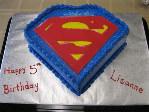 Has Anyone Used Sugar Sheets To Make The Superman Emblem