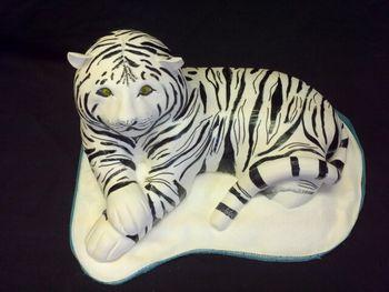 Siberian Tiger cake