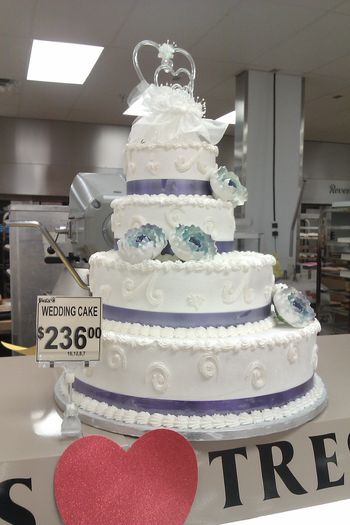 walmart wedding cakes bakery forget walmart behold wedding cakes cakecentral 21655