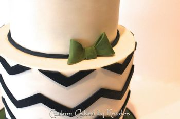 Cake Decorating Zig Zag : How Do I Make This Zig Zag Design On A Cake? - CakeCentral.com