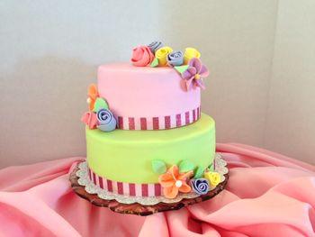 Birthday Cake for my Mom, my Aunty, and my Best Friend!!!