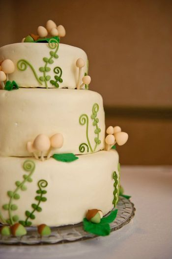 Can Floral Wire Be Inserted In The Cake