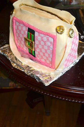 How Can I Make Perfect Gold Fondant? - CakeCentral com