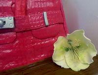 Handbag cake. My 5th cake and my 1st handbag cake