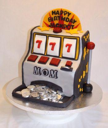 How to make a slot machine fondant cake magic kingdom casino