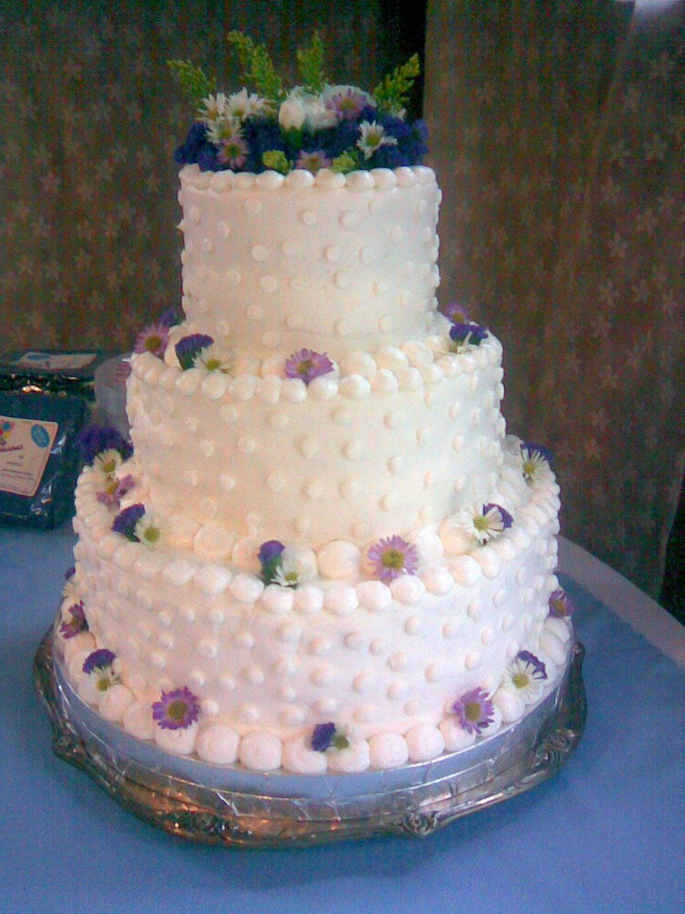 jen5021's photos in Round Wedding Cakes