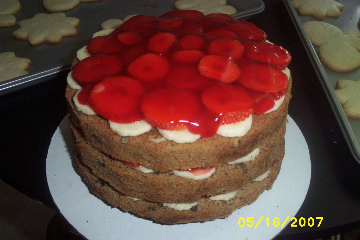 rosita6882's photos in Fresh Fruit Cakes