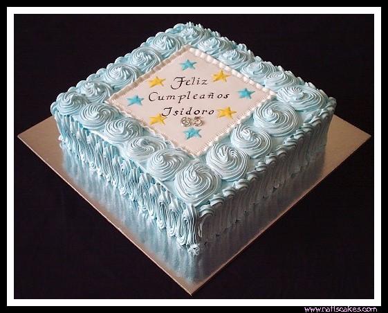 Decorar tortas con merengue for Como decorar una torta infantil