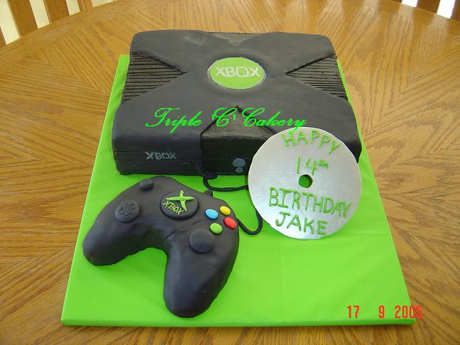 Xbox Cake Ideas Help Cakecentral