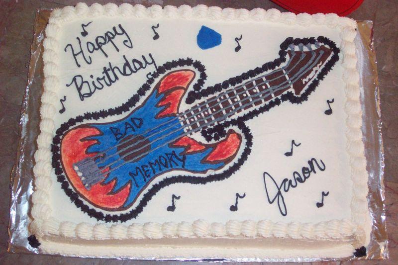 Need Ideas For Teenage Boys Birthday Cakes CakeCentralcom