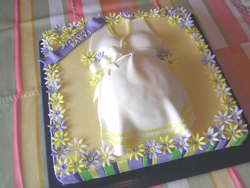baby shower cake want to use ball pan help with ideas cakecentral