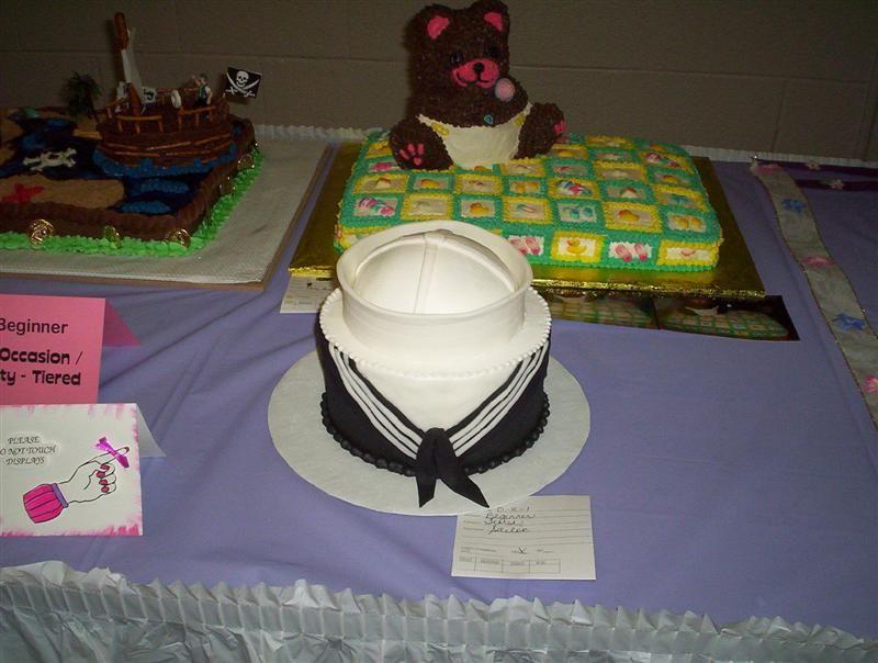 Navy Cake Ideas?? - CakeCentral.com