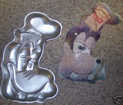 Does Anyone Have Goofy Cake Pan Instructions Cakecentral