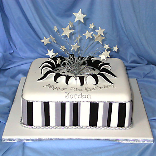 Quick Ideas For A Boy S 18th Birthday Cakecentral Com