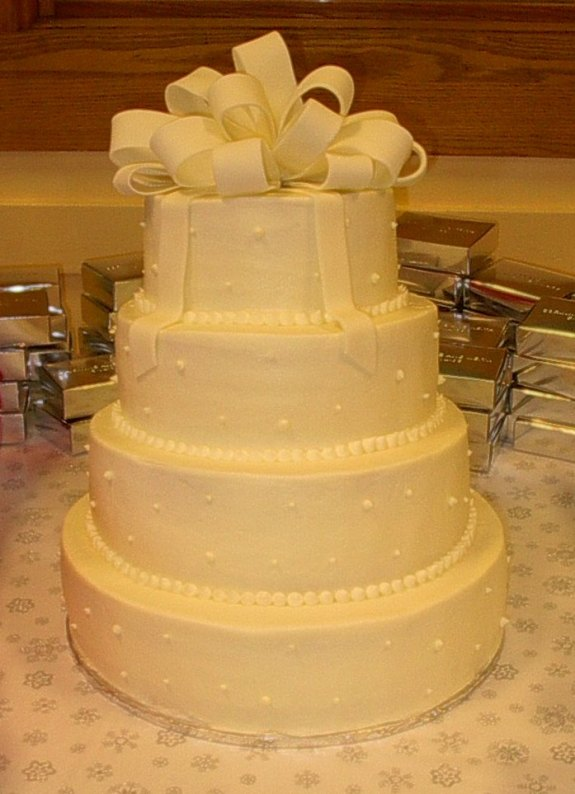 Too Many Dowels? Safe Stacking - CakeCentral.com