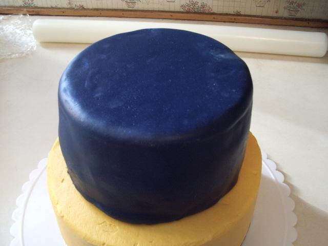 how to make midnight blue cakecentral com