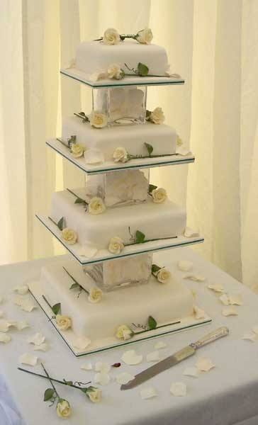 average height of wedding cake tier non tiered wedding cakes cakecentral 10928