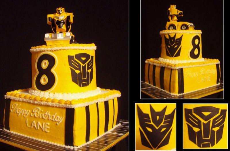 Transformers Cake Please CakeCentralcom