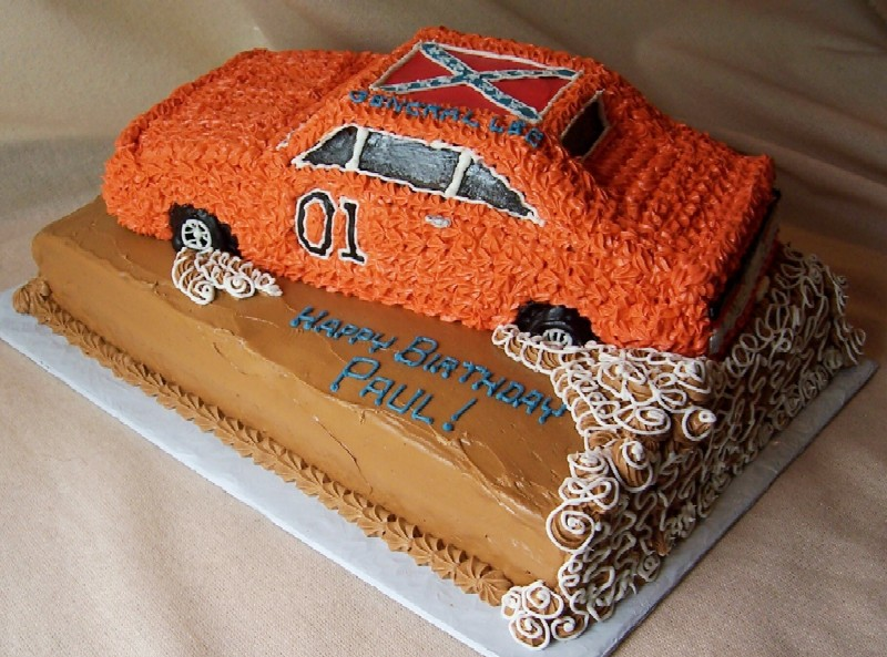 18Th Birthday Cake For A Male