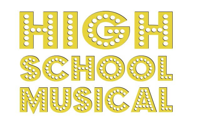 High School Musical Letters! - CakeCentral com