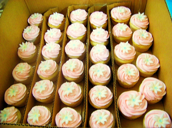 Transporting A Large Amount Of Cupcakes Cakecentral Com