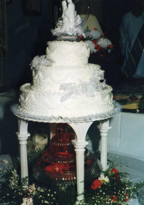 roll back pricing on wedding cakes wal mart