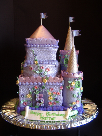 Can I Use Buttercream For Castle Cake Cakecentral Com