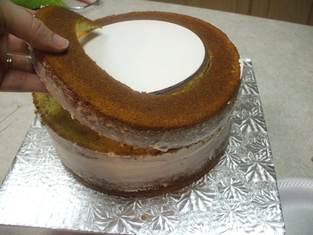 How To Make A Winding Road Cake