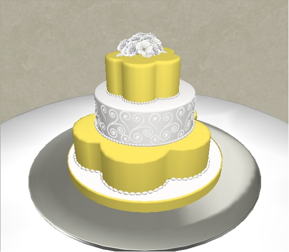 I Have Wedding Cake Design Pro And LOVE It Heres A Few Cakes Ive Done Using Itwcdp