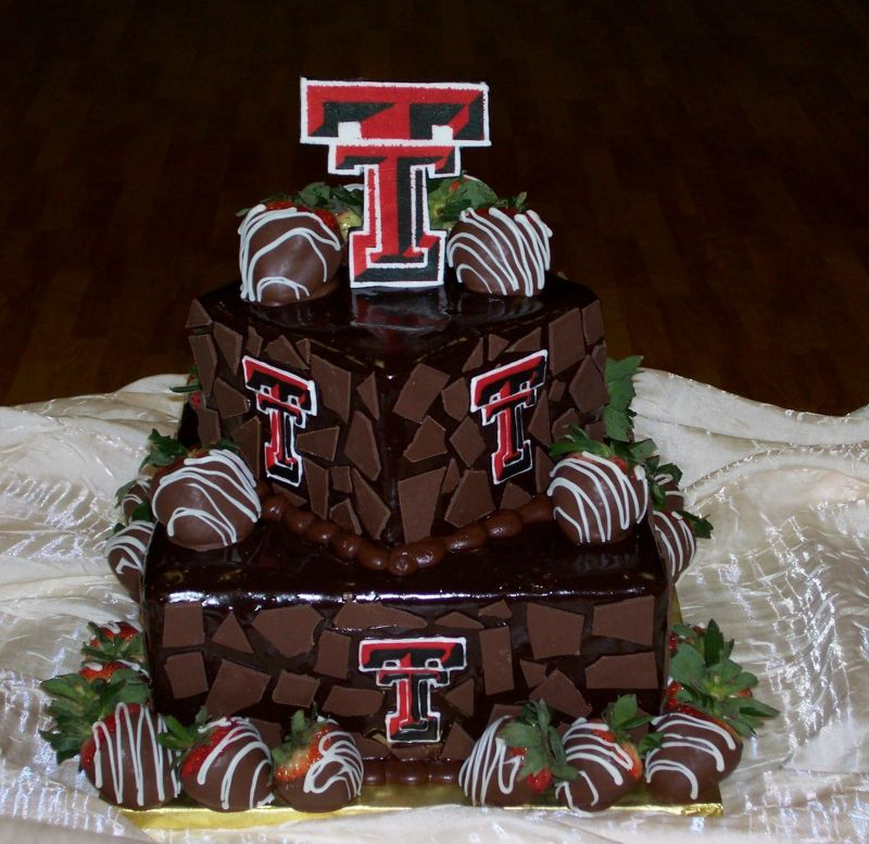 texas tech wedding cake how much would you charge for these cakes cakecentral 20814