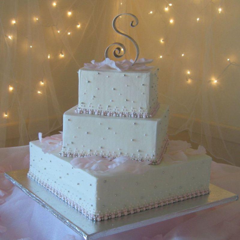 Diamonds For Wedding Cake Cakecentral Com