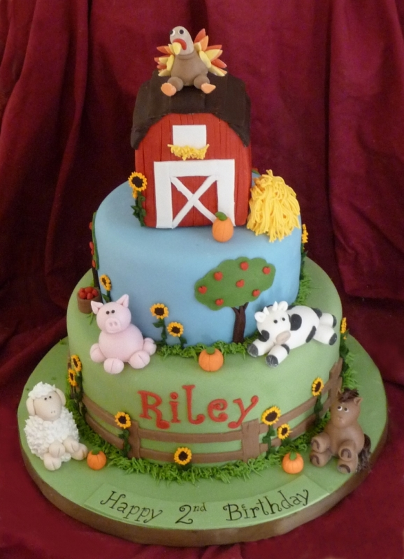 Need Help Making Farm Animals Out Of Fondant Cakecentral