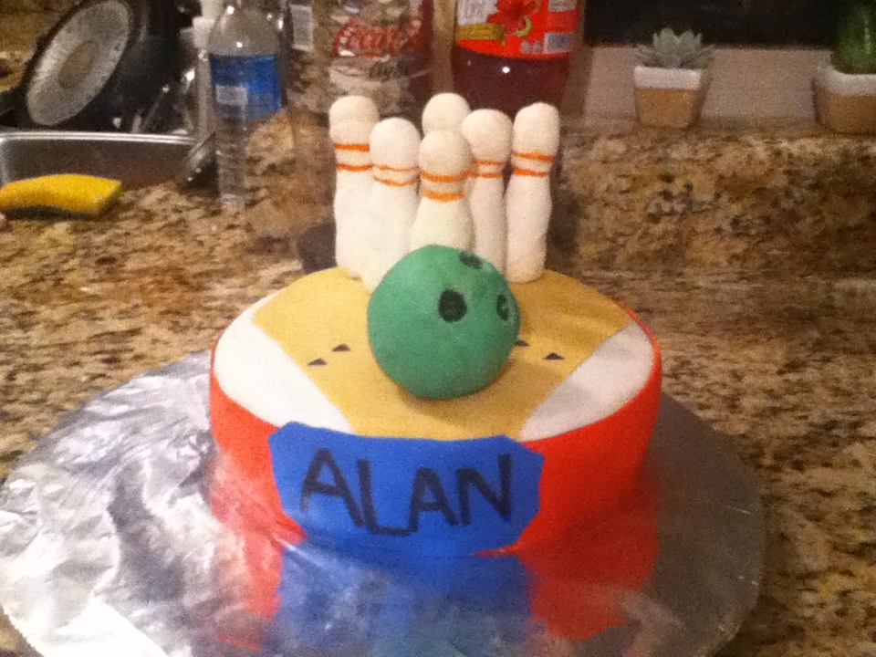My friends and I did this for a friend.